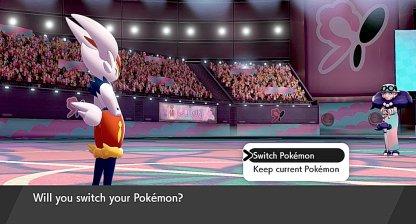 Switch Around Pokemon