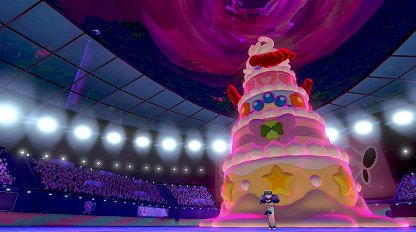 Dynamax a Poison Type Against Alcremie