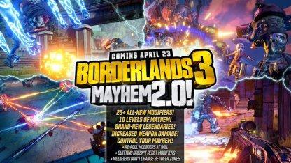 Released Along with Mayhem 2.0