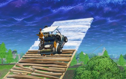 ATK Ask A Passenger To Build A Ramp