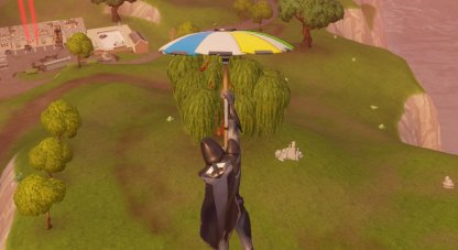 Fortnite Umbrella A Special Kind of Glider