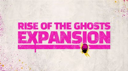 Rise Of The Ghosts Expansion