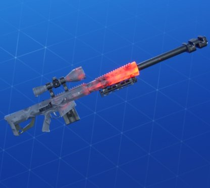 METEOR Wrap - Sniper Rifle