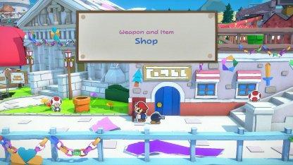 Weapon Shop