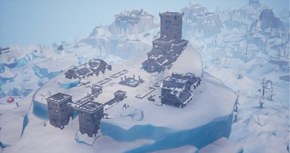Fortnite, The Snow May Disappear