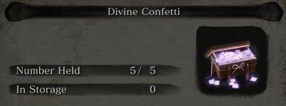 Divine Confetti