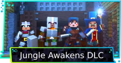 Jungle Awakens DLC