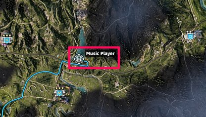 Where To Find All Music Players: Location List & Guide - Far