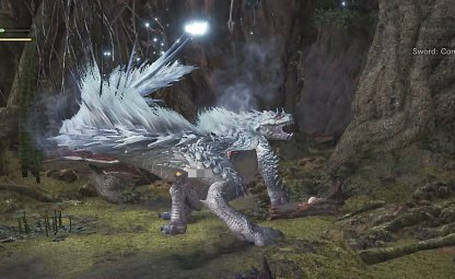 Tobi-Kadachi Looks Behind When Attacking With Its Tail
