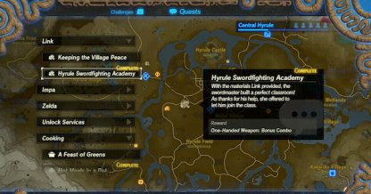 Story Walkthrough Chapter Guides Hyrule Warriors Age Of Calamity Gamewith