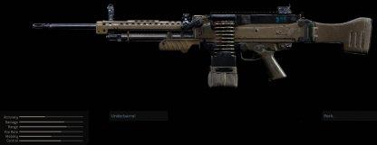 CoD Modern Warfare Best Weapons - M91