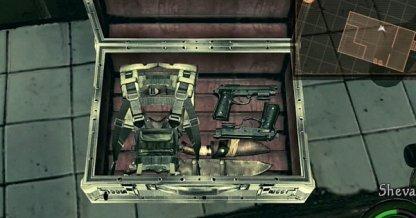 All Armor & Weapon List