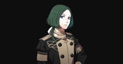 Black Eagles House Character - Linhardt