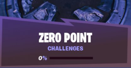 Zero Point Challenge