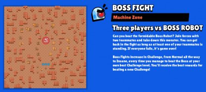 Boss Fight Mode Guide Recommended Brawlers Tips