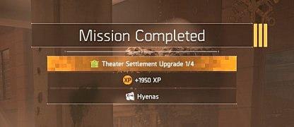 Complete Settlement Missions To Unlock Upgrades