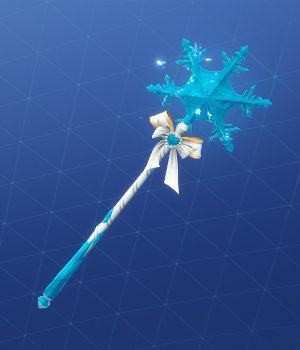 Pickaxe Skin FLURRY