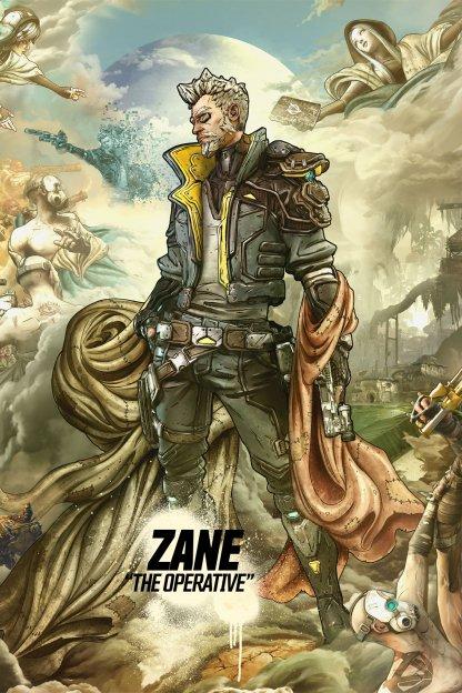Zane - Operative Character Class Overview