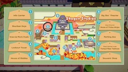Shogun Map