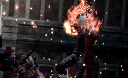 Devil May Cry 5 Dante Weapon Arsenal - Balrog