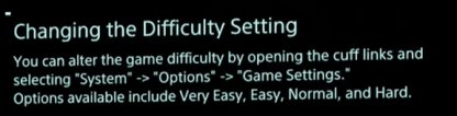 Change Difficulty
