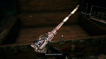 Mechanical Part (Shaft)