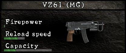 VZ61 MG