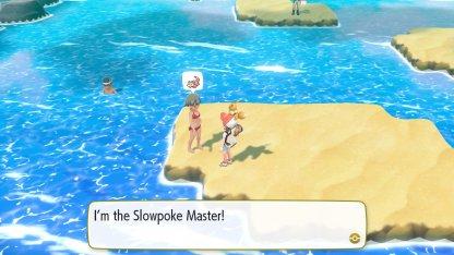 Slowpoke Master Trainer