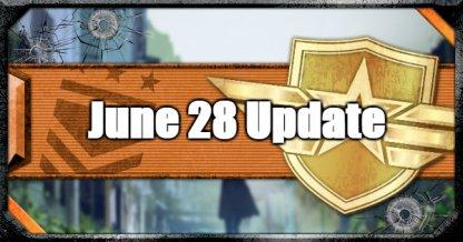 June 28 Update
