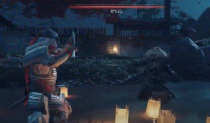 Duel vs Ryuzo