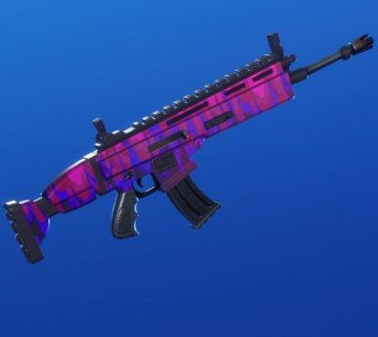 HOT & COLD Wrap - Assault Rifle