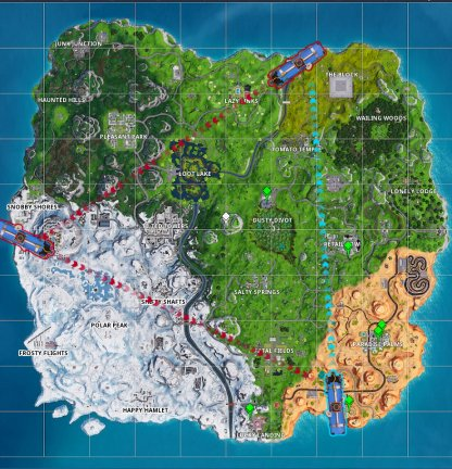 Fortnite Battle Royale Teams of 33 - LTM : Gameplay Tips & Guides