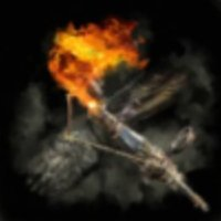 Flame Vent Icon Image