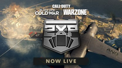 Warzone 2xp