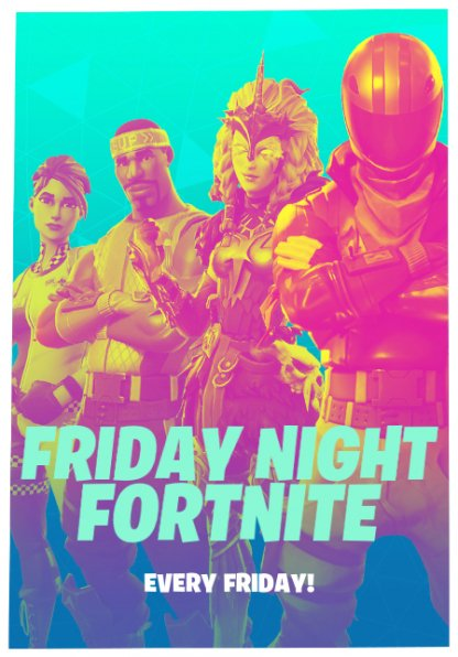 Fortnite Friday Night Fortnite