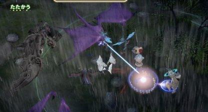 Flying enemies
