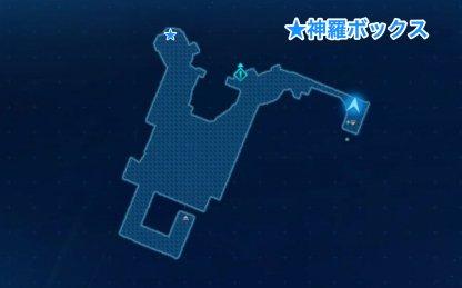 Sector 7 Pillar 2F Map