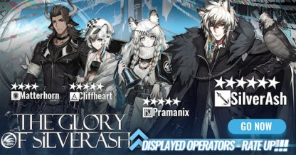 The Glory of SilverAsh