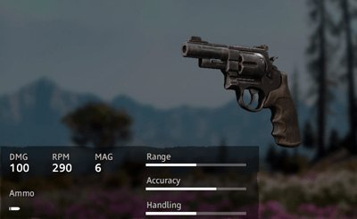 Far Cry New Dawn Rusty .44 MAGNUM