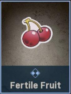 Fertile Fruit Sticker
