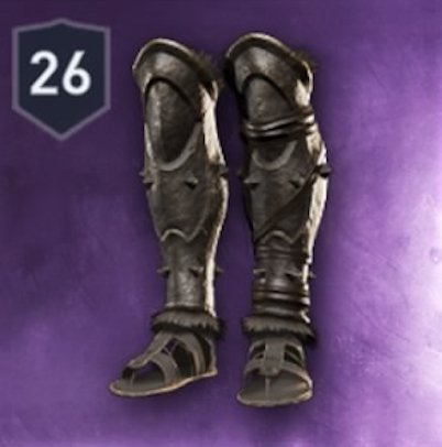 Boots of Ares Stats