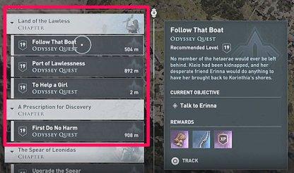 Episode 5 - Main Quest Walkthrough & Guide - Assassin's
