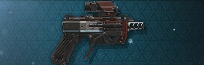 Hailstorm Machine Pistol