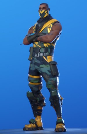 Skin Outfit KNOCKOUT