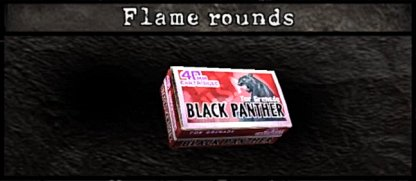 Flame Rounds