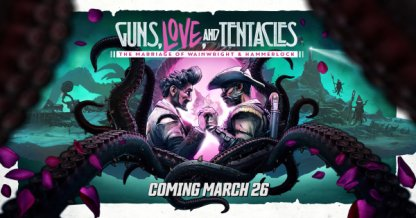 Guns Love and Tentacles