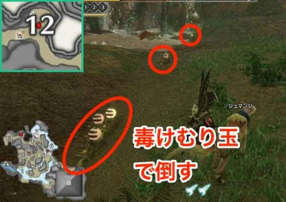 Monster Broth - Farming Route
