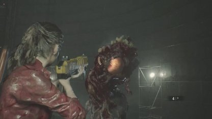 Resident Evil 2 Claire B Walkthrough Pt. 5: Sewers ~ vs. G (2nd Form)