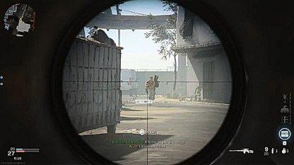 Long Range Weapon