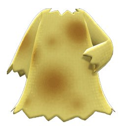 Moldy Dress
